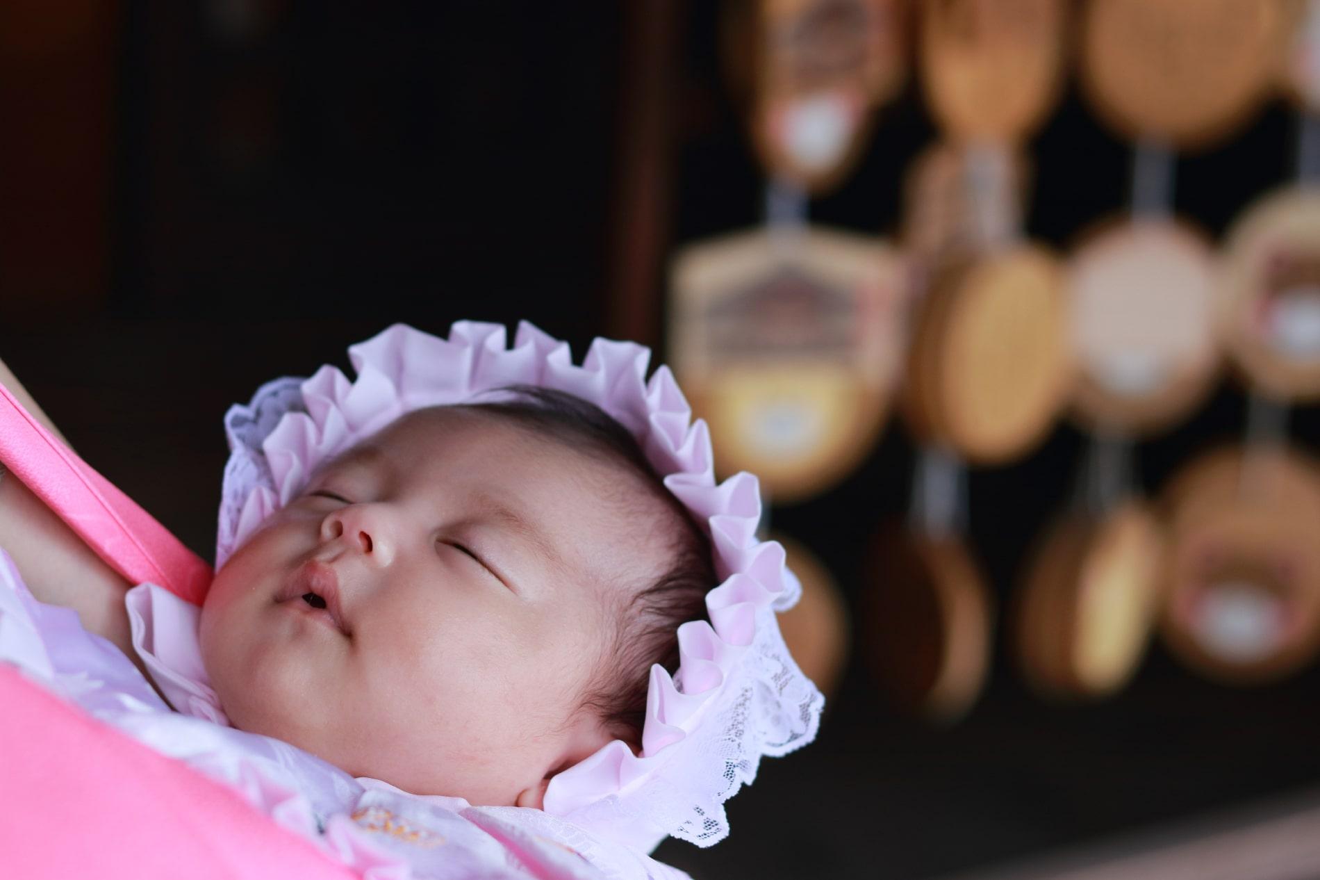 全国産後ママ70万人に対して、生後1ヶ月までのママに絞ってリーチ