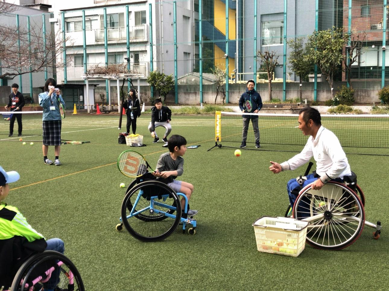 官民連携型、地域子供向け体験イベント「共育」スポーツ講座企画実施運営業務